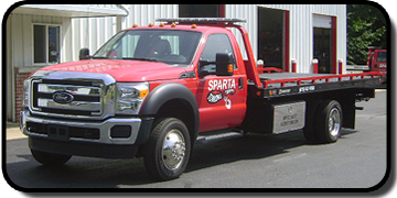 Sparta Towing