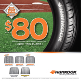 2014 Hankook Great Catch